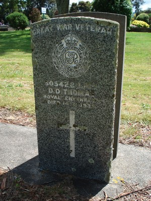 Picture of Taruheru cemetery, block S, plot 78.